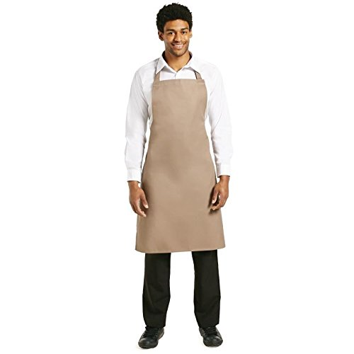 whites-chefs-apparel-b429-delantal-polialgodn-marrn-claro