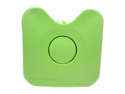 miniWINDER - Avvolgicavo per cuffie con dispositivo di riavvolgimento...