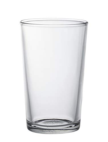 Unie Wasserglas, 280 ml, Glas, transparent, 6 Stück ()