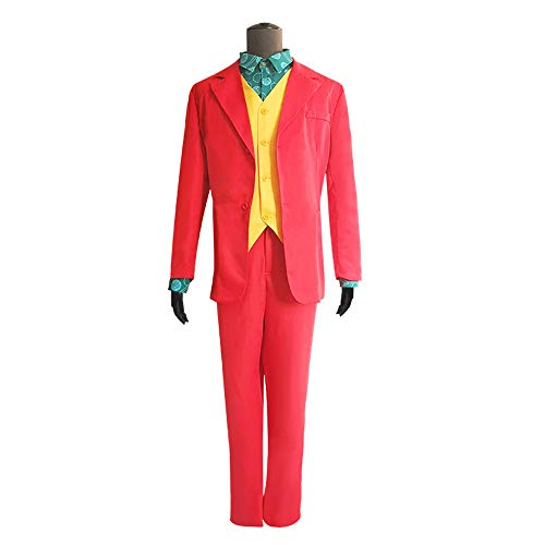 Die Phoenix Halloween Kostüm - SN0wny Joker Kostüm Halloween Cosplay Performance