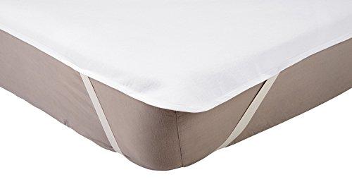 Newsbenessere.com 31u72atH8dL AmazonBasics - Lenzuolo proteggi-materasso in Molton, impermeabile
