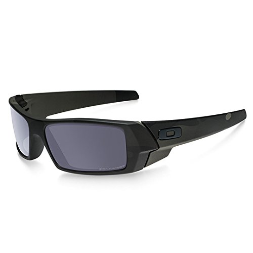 Oakley  Grey Polarized Gascan - Multicam Black