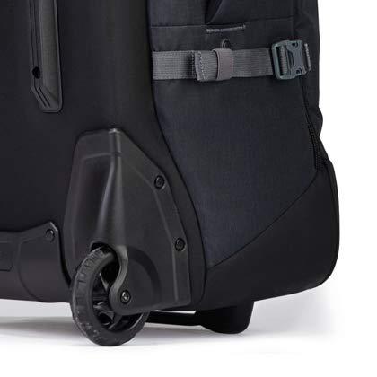 PACSAFE Venturesafe EXP29 Bagage à Roulettes Koffer, 74 cm, 83 liters, Schwarz (Noir)