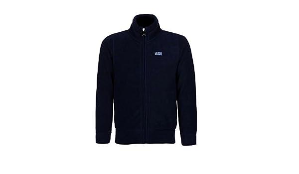 Napapijri K Telter NOY7ZS176 Fleece Jacket Dark Blue Blue