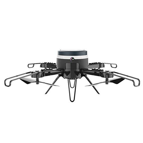 Yooshen L6062 Drohne 720P WiFi FPV Drohne mit IP Kamera, Echtzeitüberwachung, Höhenhaltung, App Steuerung, 7-8 Minuten Lange flugzeit, Faltbare RC Quadrocopter Drohne für Erwachsene Anfänger (Grau)