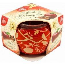 Bougie parfumée Apple & cinnamen
