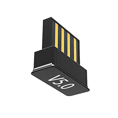 Unbekannt Star Eleven USB Bluetooth Wireless Adapter 5.0 Computer für Windows 7/8/10 PC Laptop Audio Bluetooth Launch Adapter Unbekannte Star
