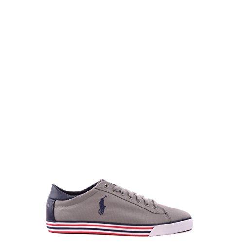 Sneakers Harvey Stripe Suola Blu Per Uomo Grigio-blu