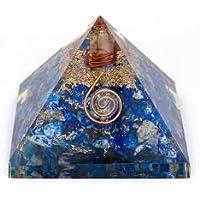 crocon Lapis Lazuli Edelstein Energetische Pyramide mit Kristall Pyramide Reiki Healing Aura Cleansing Chakra... preisvergleich bei billige-tabletten.eu