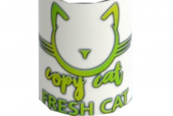 Fresh Cat 10ml Aroma + Smart24 Reinigungstuch