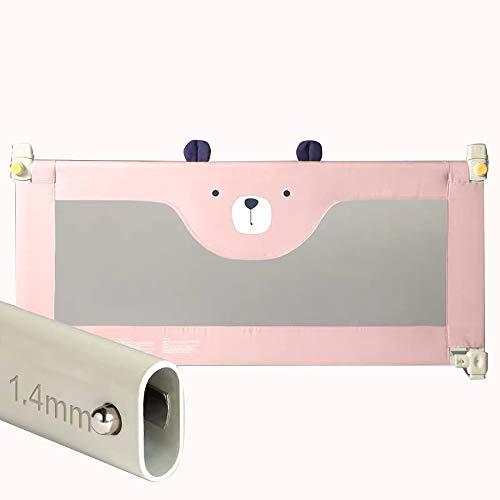 Single Zaun (HAIZHEN Faltbare Bettgitter, Single Kleinkinder Baby Anti-Bounce Bett Zaun Schutzgitter for Twin Double Big Bed (Size : 150cm))