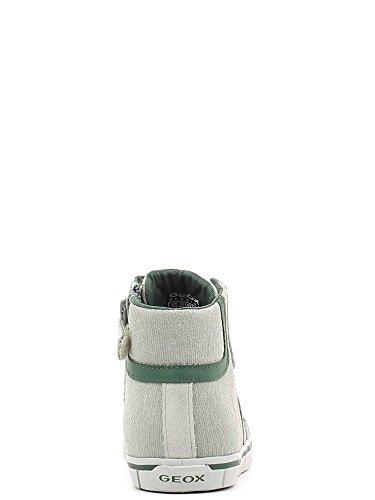 Geox Jungen Kiwi D Sneaker Grau