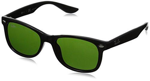 Ray Ban Unisex Sonnenbrille Rj9052s Gestell: schwarz,Gläser: grün 100/2), Medium (Herstellergröße: 47)