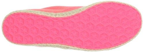 adidas Originals AZURINE LOW ESPADRILLE W Q20322, Espadrillas basse Donna Rosa (Pink (RED ZEST S13 / RED ZEST S13 / RED ZEST S13)