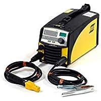 Esab Caddy Arc 201I Kit Cable De Soldadura y Retorno Compacto Y Portátil (Arranque LiveTig