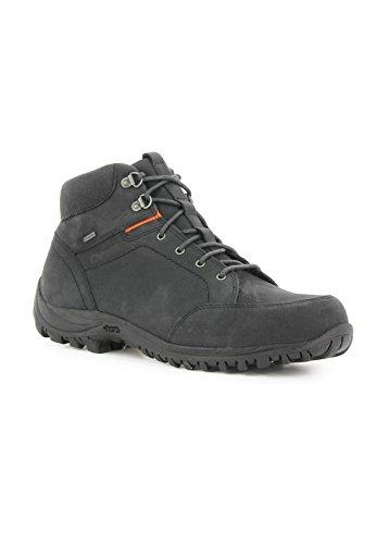 Chiruca Zapatos Semibota Dallas 05 Negro