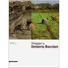 Homage to Umberto Boccioni by Bruno Cora (2009-09-15)