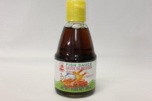 Cock - Fischsauce thailändische Würzsauce - 200ml