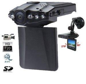 LKM Security Dash Cam pour voiture | Full-HD 1080P |