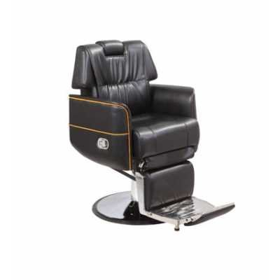 Sedia poltrona mod.6863 parrucchiere barbiere professionale reclinabile alzabile salone parrucchiere