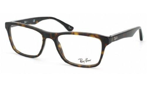 Ray-Ban Herren 5279 Brillengestelle, Schwarz (Negro), 53