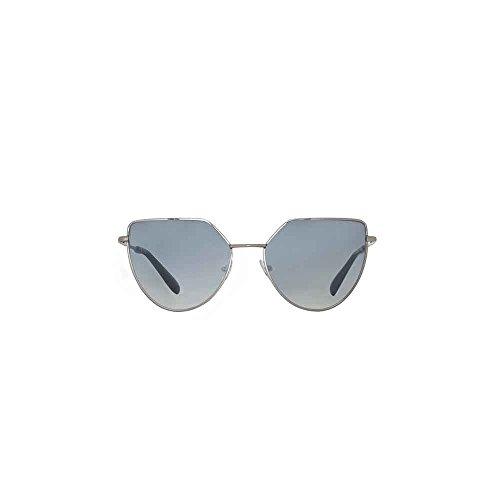 Spektre Off Shore 1 Sonnenbrille Männer Frauen hoher Schutz silber Made in Italy