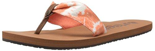 Reef - Scrunch Tx, Sandali Donna Rosa (Pink (Coral Tye Dye))