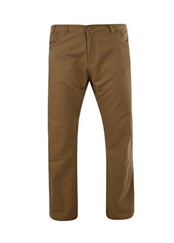 Carabou - Pantalon - Homme Marron - Peau