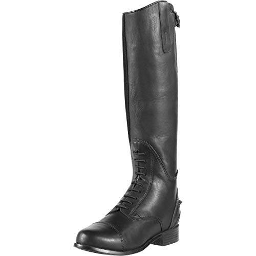 ARIAT Kinder Reitstiefel Bromont Tall H2O schwarz, weit, Kinder 4 (36.5) Ariat Tall Boots
