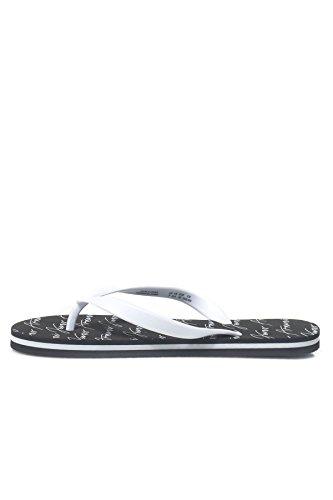 Armani , Chaussures spécial piscine et plage pour homme noir noir Noir