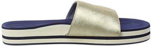 Gant - Malibu, Ciabatte Donna Oro (Gold (gold G26))