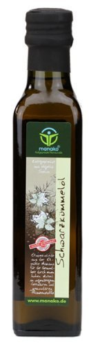 Preisvergleich Produktbild 250 ml Black Seed Oil Black Cumin oil Nigella Sativa Kalonji Abba Sawda 100% Pure Cold Pressed by Makana