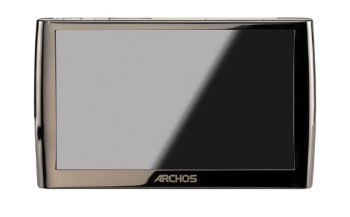 ARCHOS 5 Internet Tablet Video-Player 32 GB (12,2 cm (4,8 Zoll) Touchscreen, WiFi, Android, USB 2.0) schwarz Archos Multimedia