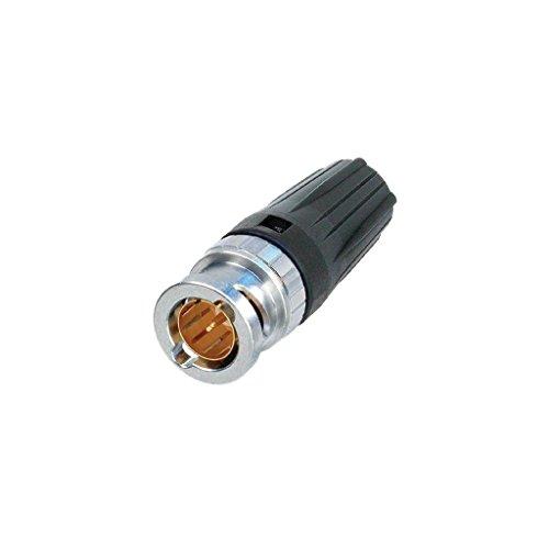Bnc-twist (Neutrik NBNC75BLP7hinten Twist BNC Line Plug 75Ohm)