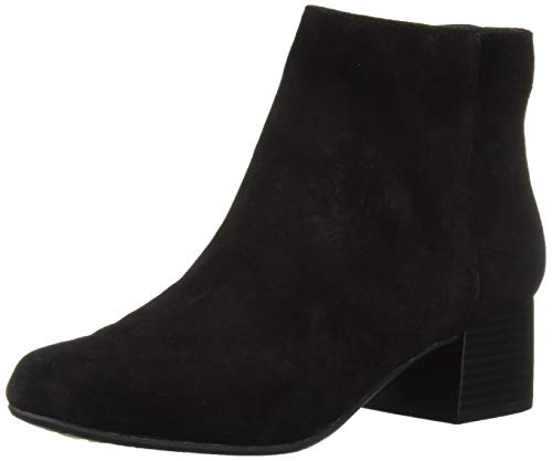 Kenneth Cole REACTION Damen Road Stop Stiefelette, schwarz, 43 EU - Kenneth Reaction-schuhe Cole Schwarz
