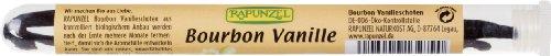 Rapunzel Vanilleschoten Bourbon, 7er Pack (7 x 4 g) - Bio