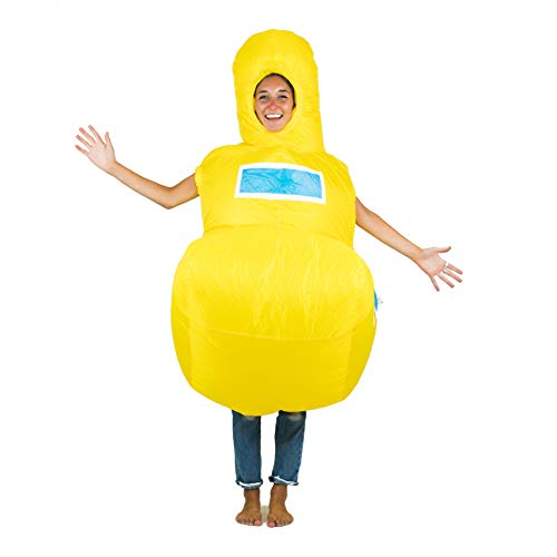 Bodysocks® Disfraz Hinchable de Submarino Niño