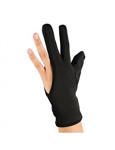 Guante 3 dedos glove fingers protector calor plancha