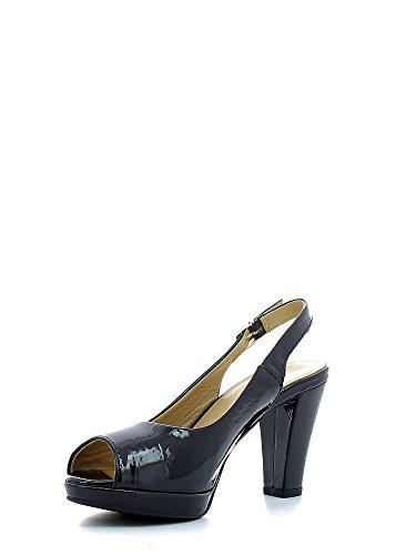 Igi&Co 7755 Sandalo tacco Donna Ner0