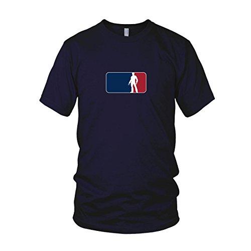 Logan League - Herren T-Shirt, Größe: M,
