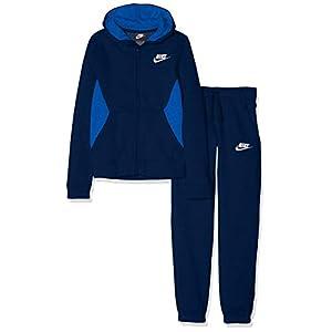 Nike Jungen B NSW TRK Suit Bf Core Trainingsanzug