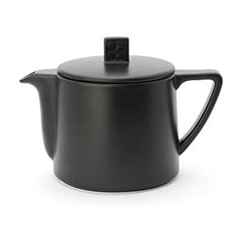 14 x 30 x 11.9 cm rot Keramik Bredemeijer Tea-for-one Set Lund
