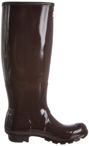 Bitter Hunters Chocolate Gloss Marrone unisex Original Tall Stivale xn44qw8TUY