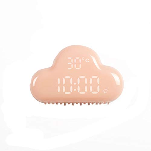 Tianya Despertador electronico,Forma nube,para