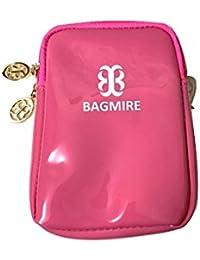 HOMIES INTERNATIONAL Nylon, Multi-Purpose Sling Bag For Women Dimension: 17 * 13 * 6 Cms (Pink)