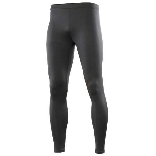 Rhino Sous-vêtement mixte adulte-Collant de Compression/bas RH011 Noir - Noir