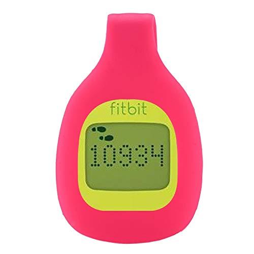 Allshopstock (#15) Smartwatch Clip Style Silikon Hülle, For Fitbit Zip Size: 5.2x3.2x1.3cm (Magenta)