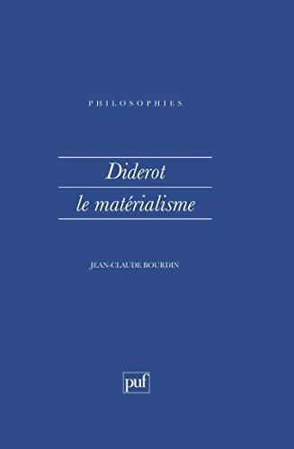 Diderot : Le Matérialisme