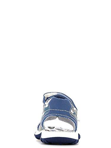 Melania , Sandales pour fille Bleu - Avio