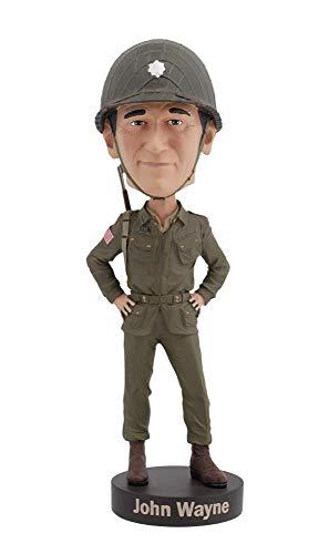 Royal Bobbles - Muñeco cabezón de John Wayne - Segunda Guerra Mundial